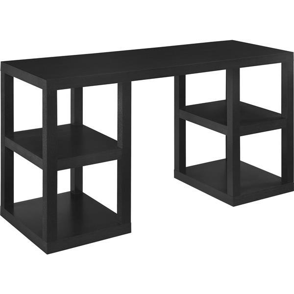 Ameriwood Home Parsons Deluxe Desk - Black