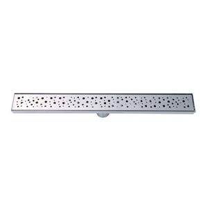 "BOANN Linear Shower Drain - 36"" - Stainless Steel"