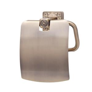 Dyconn Faucet Reno Toilet Paper Holder - Antique Brass