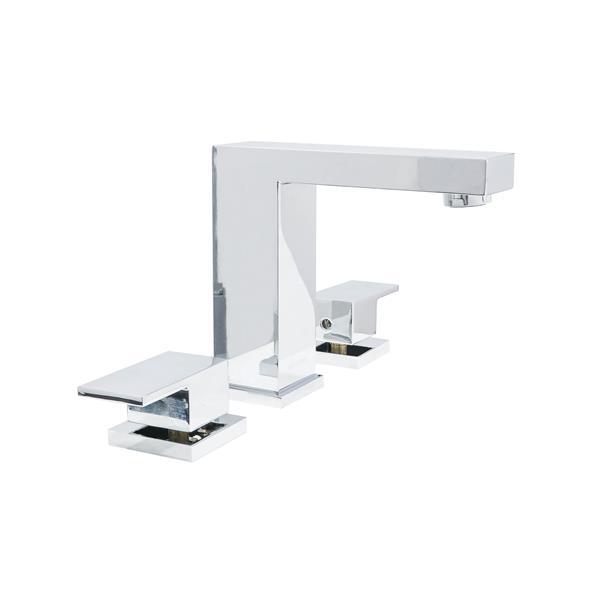 Dyconn Faucet Sinclair Widespread Bathroom Faucet - Chrome