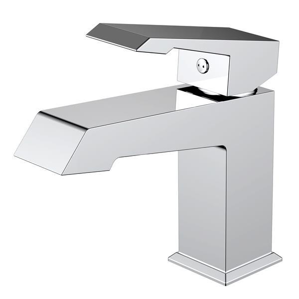 Dyconn Faucet Paris Vessel Bathroom Faucet - Brushed Nickel