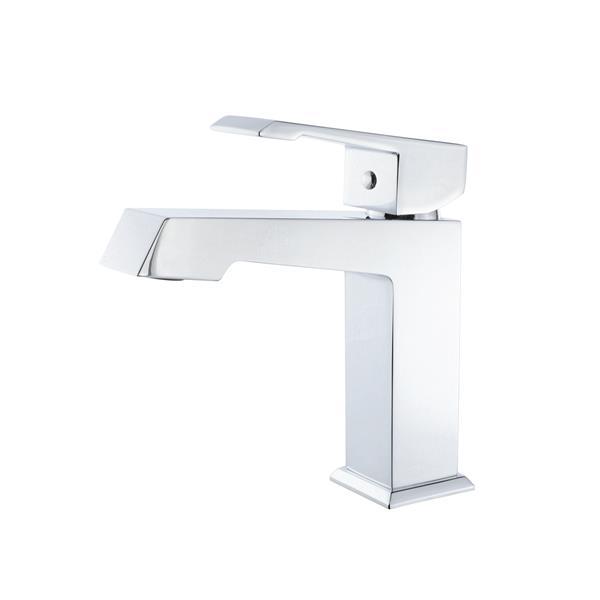 Dyconn Faucet Juniper 1-Handle Vessel Bathroom Faucet - Chrome