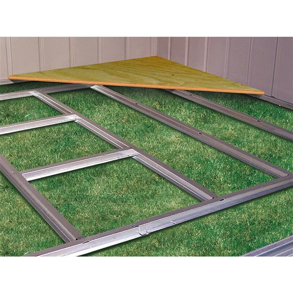 Arrow Shed Floor Frame Kit for 6' x 4', 8' x 4' and 10' x 4'