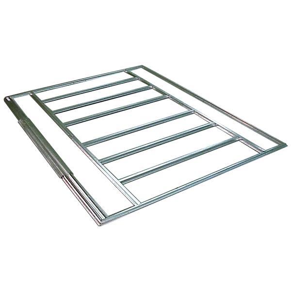x 12 ft Floor Frame Accessory Kit Hot-Dipped Galvanized Steel 10 ft 14 ft.