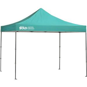 Quik Shade Solo Steel® Straight Leg Canopy - 10' x 10' - Turquoise