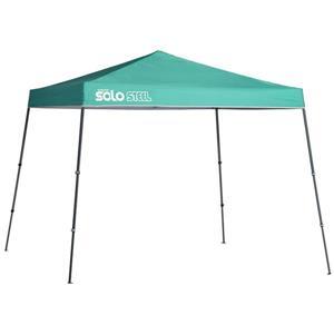 Quik Shade Solo Steel® Slant Leg Canopy - 11' x 11' - Turquoise