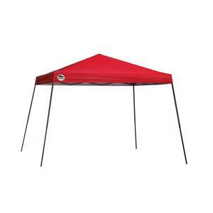 Quik Shade Slant Leg Canopy - 12' x 12 - Red
