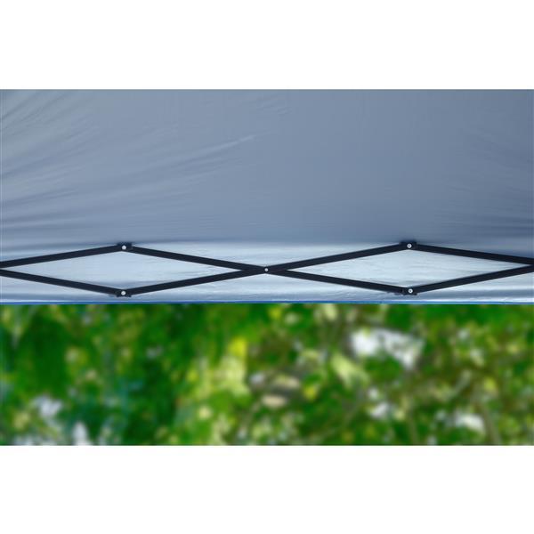 Quik Shade Slant Leg Canopy - 12' x 12' - Blue