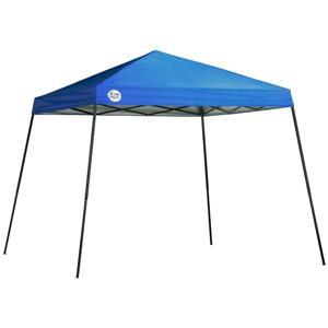 Quik Shade Slant Leg Canopy - 10' X 10' - Blue