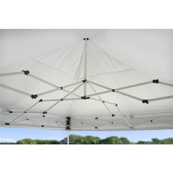 Quik Shade Marketplace® Compact Straight Leg Canopy - 10' x 10'