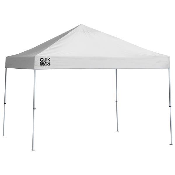 Quik Shade Weekender Elite® Straight Leg Canopy - 10' x 10'