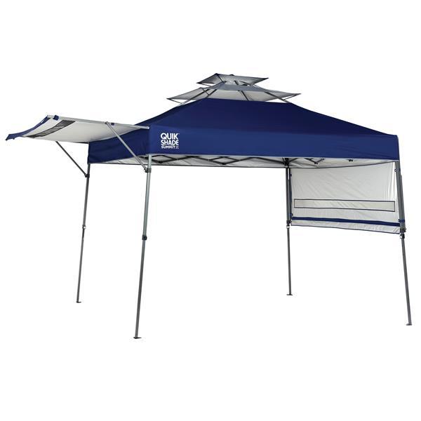 Quik Shade Summit® Straight Leg Canopy - 10' X 17'