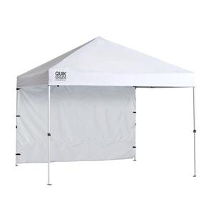 Quik Shade Commercial® Straight Leg Canopy - 10' x 10'