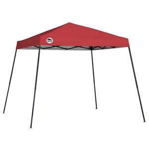 Quik Shade Slant Leg Canopy - 10' X 10' - Red