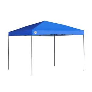 Quik Shade Straight Leg Canopy - 10' x 10' - Blue