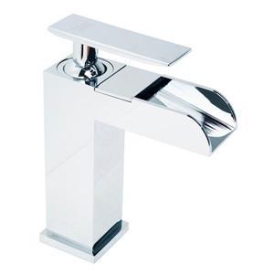 Robinet de lavabo à 1 poignée «Splash John», chrome