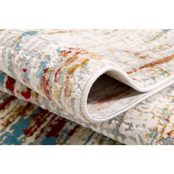 Rug Branch  Vogue Runner Rug - 2-ft 2-in x 15-ft  - Multicolored