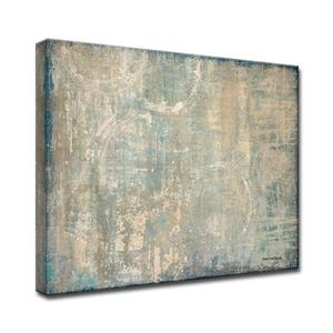 Ready2HangArt Wall Art Timeless Canvas 20-in x 30-in - Gray