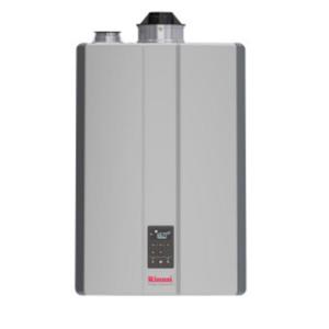 Rinnai Natural Gas or Propane Boiler/Water Heater -120k BTUs