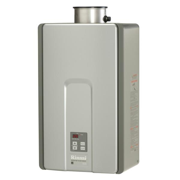 Rinnai Propane Tankless Water Heater - 9.8 GPM - 199k BTUs