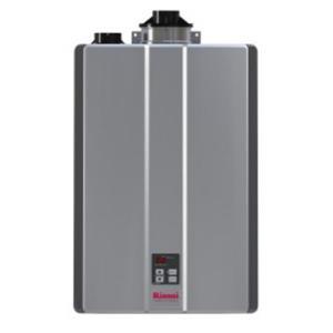Rinnai Chauffe-eau sans réservoir au gaz naturel, 11 GPM/199k BTU