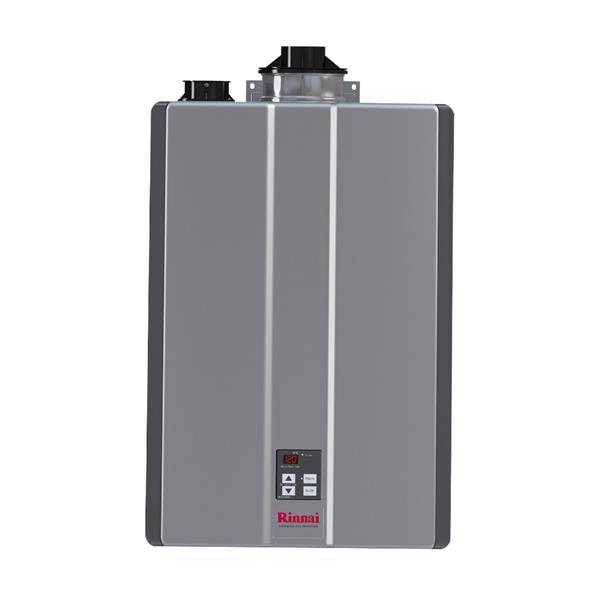 Rinnai Tankless Water Heater - Natural Gas -11 GPM/199k BTUs