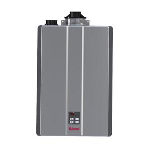 Rinnai Tankless Water Heater - Natural Gas -11 GPM/199k BTUs