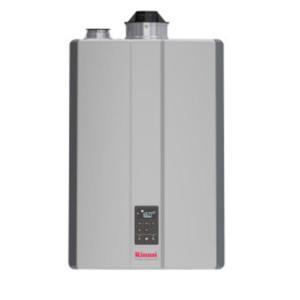 Rinnai Chaudière à condensation, propane ou gaz naturel, 120K BTU
