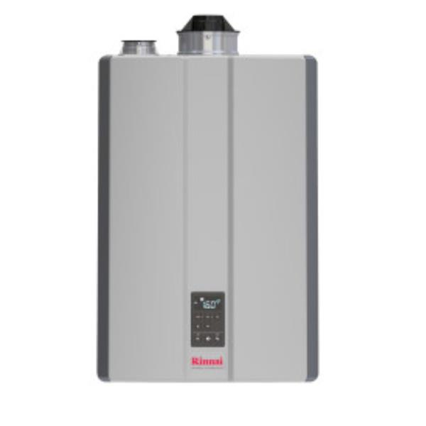 Rinnai Natural Gas or Propane Boiler - 90 000 BTUs