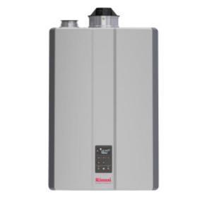 Rinnai Chaudière à condensation, propane ou gaz naturel, 90 000 BTU