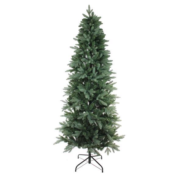Northlight Washington Frasier Fir Slim Artificial Christmas Tree - 9' - Unlit - Green