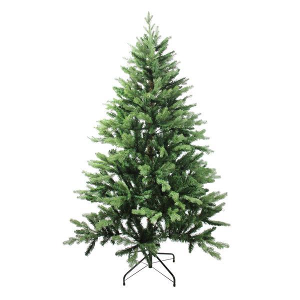 Northlight Coniferous Pine Artificial Christmas Tree - Unlit - 7' - Green