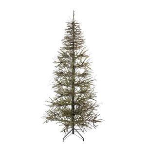 Northlight Warsaw Twig Artificial Christmas Tree - 7' - Unlit - Brown