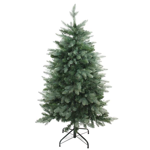 Northlight Washington Frasier Slim Artificial Christmas Tree - 4.5' - Unlit - Green
