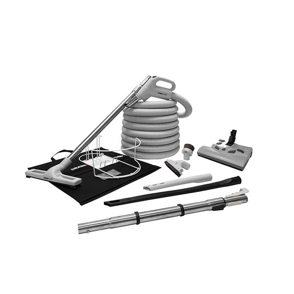 Drainvac 30-in Accessory Kit with  Lindhaus Electrical Power Head