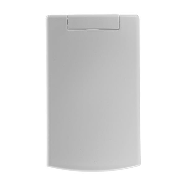 Drainvac PVC Central vacuum inlet - White