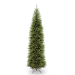 National Tree Co. Kingswood® Fir Pencil Christmas Tree - 9-ft - Green