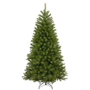 National Tree Co. North Valley® Spruce Christmas Tree - 7.5-ft - Green