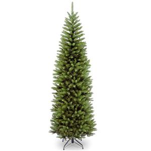 National Tree Co. Kingswood® Fir Pencil Christmas Tree - 7.5-ft - Green
