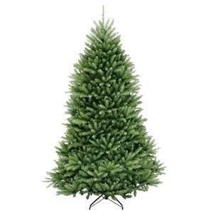 7.5 ft. Dunhill® Fir Christamas Tree - 7.5-ft - Green