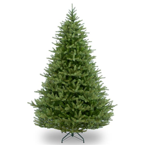 National Tree Co. Feel Real® Indoor Norway Fir Christmas Tree - 7.5-ft - Green