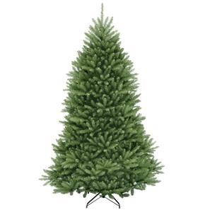 Sapin de Noël Dunhill(MD), 7 pi, vert