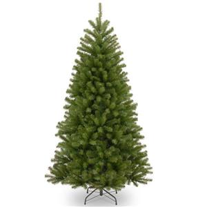 National Tree Co. North Valley® Spruce Christmas Tree - 6-ft - Green