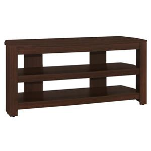 Monarch Corner TV Stand - Cherry - 42-in