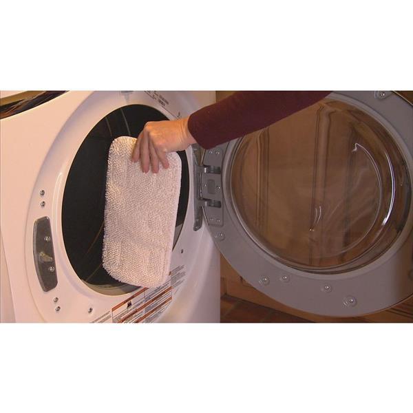Sienna Luna Microfiber Cleaning Pad - 6-in