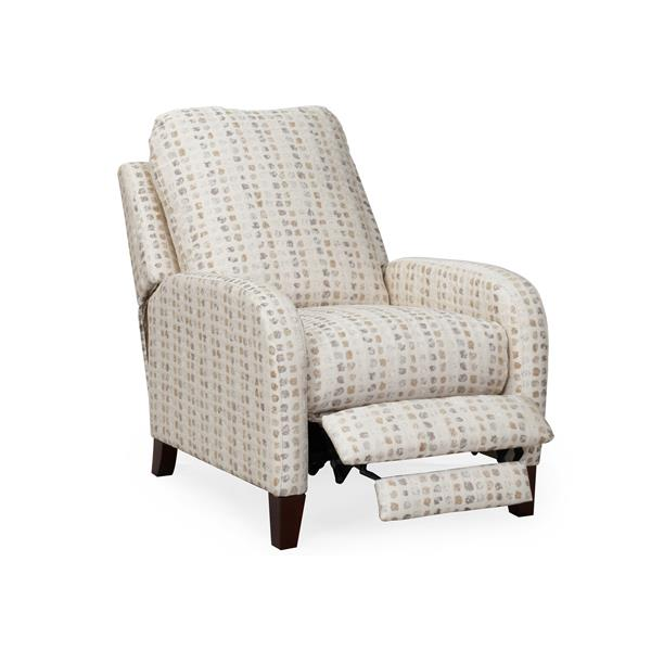 Sunset Trading Earth Tone Recliner - 38-in x 32-in - Light Beige