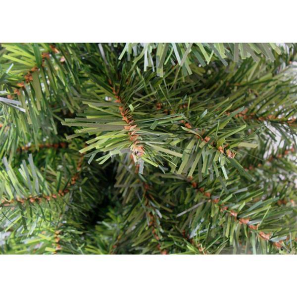 Darice  Canadian Pine Artificial Christmas Tree - 9-ft - Unlit