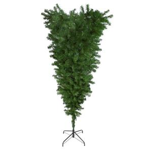 Northlight Upside Down Spruce Medium Christmas Tree - 5.5-ft x 38-in
