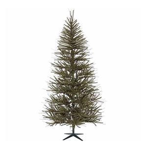VickermanVienna Twig Medium Artificial Christmas Tree - Unlit - 10-ft