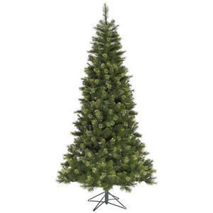 VickermanJack Pine Slim Artificial Christmas Tree - Unlit - 7.5-ft